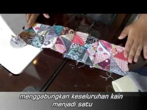 Tutorial Membuat Tas You Tube | tutorial membuat tas dari kain perca youtube