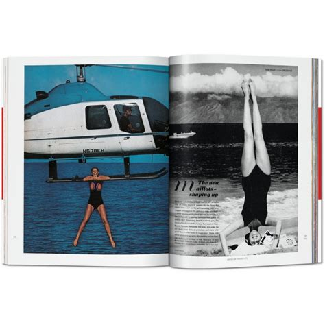 helmut newton pages from 383652449x helmut newton pages from the glossies taschen libri it