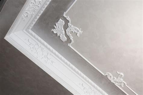 cornici in gesso per interni elementi decorativi e cornici gesso faccini