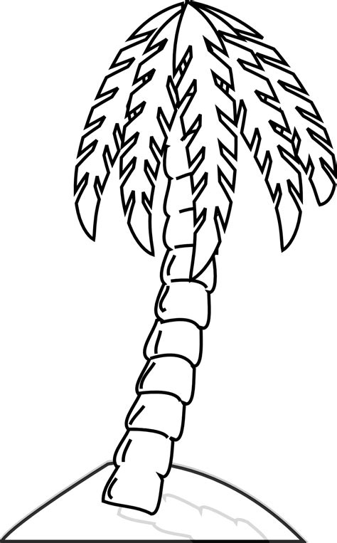 banana leaf coloring page banana tree coloring clipart best