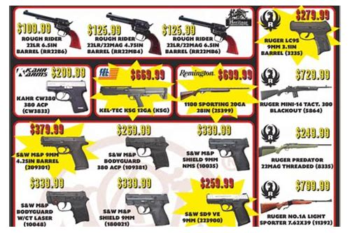best used gun deals