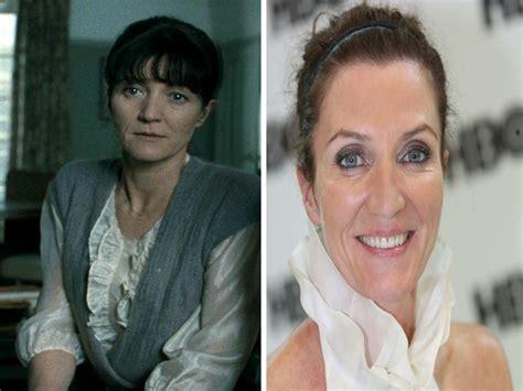 michelle fairley granger surprising harry potter cast members business insider