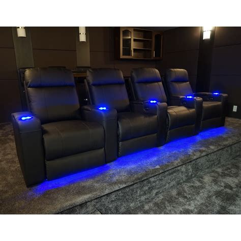 home theater seating recliner theater one seating andromeda home theatre power recliner