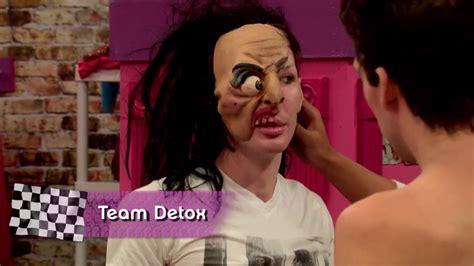 Detox Rupaul Silver Mask by Teleddict Rupaul S Drag Race Drama