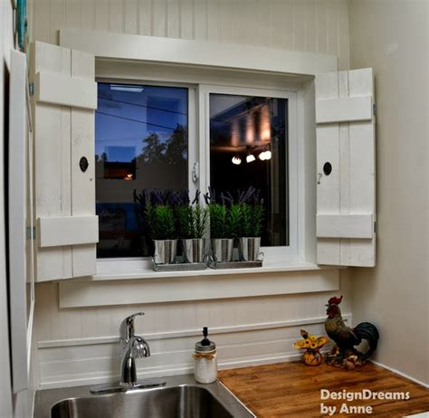 how to make interior shutters for windows designdreams by rustic diy shutters for 10