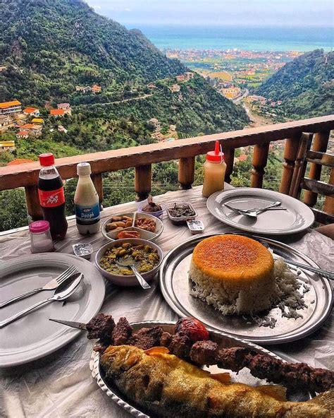 Nature Bridge Small Food take an adventurous in visa free iran