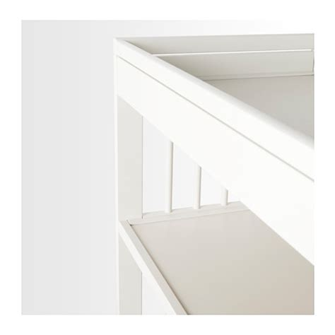 ikea white changing table gulliver changing table white ikea