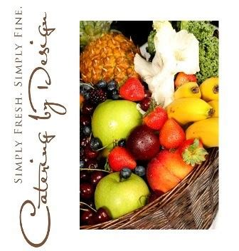 catering by design, wedding catering, north carolina