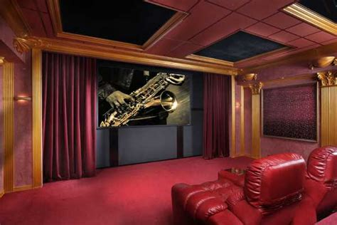 home theatre room design ideas home