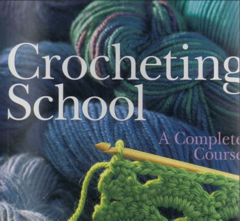 intermediate crochet books crochetpedia crochet books crocheting school a