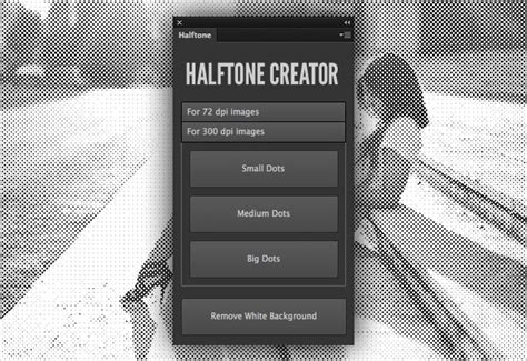 halftone pattern photoshop not working halftone creator photoshop plugin medialoot