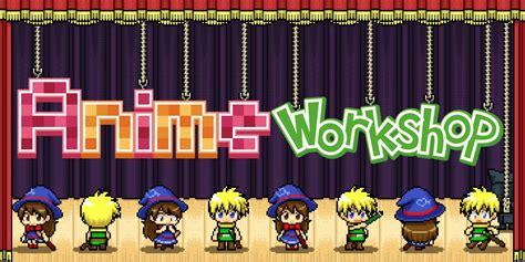 anime workshop nintendo ds  software games