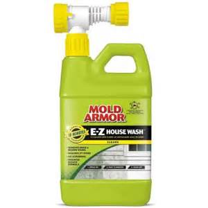 siding cleaner home depot mold armor 56 oz house wash hose end sprayer fg511 the