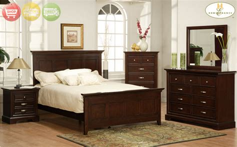 Espresso Bedroom Set | glamour espresso finish bedroom furniture set free