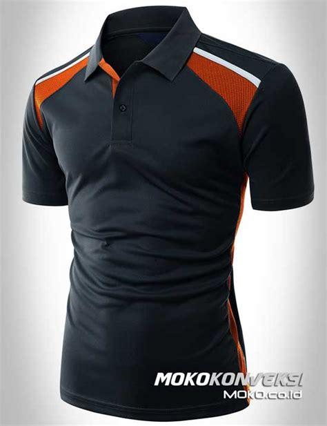 polo shirt sporty moko konveksi