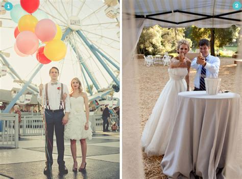 design inspiration create a carnival exquisite weddings