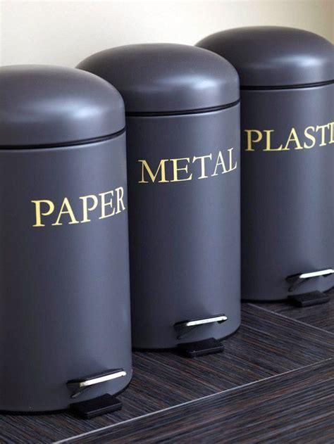 storage organization ideas  recycling centers