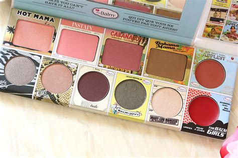 Murah The Balm In Thebalm Of Your Greatest Hits Volume 2 thebalm 2015 collection impressions makeup