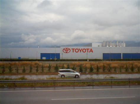 toyota in turkey border of turkey toyota factory turkey iraq irak