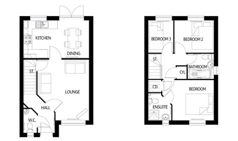 floor plan insurance plot 168 the hanbury aspire housing