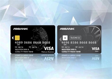 International Visa Gift Card - abbank launches new international visa cards for enteprises