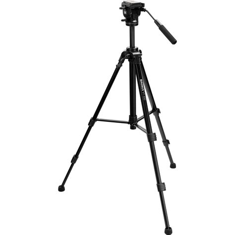 Tripod Fluid magnus vt 300 tripod with fluid vt 300 b h photo