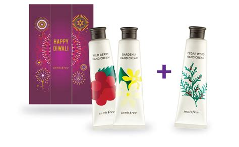 Innisfree Orchid Trial Kit innisfree brings the gift of skincare this diwali