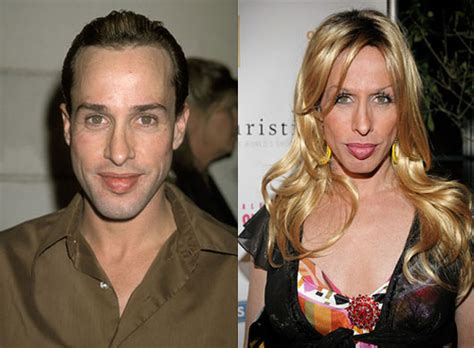 Alexis Arquette Before And After | alexis arquette before and after
