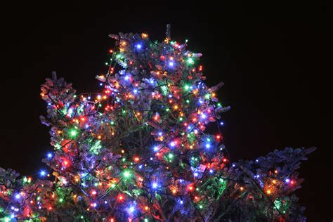 led lighting the latest technological led christmas tree