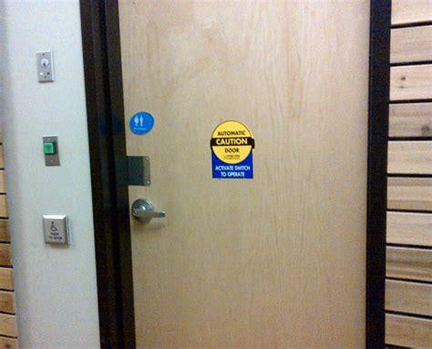 Handicap Door by Automatic Door Repairs Fortress One Security