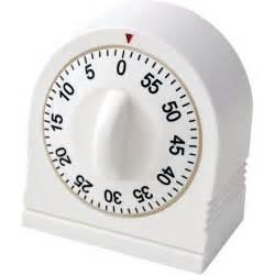 use a timer for tasks that make you cringe