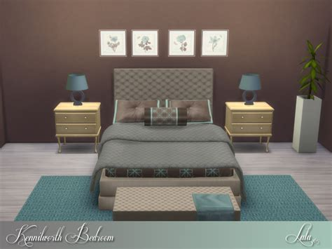 Custom Schlafzimmer Sets by Kenilworth Bedroom By Lulu265 At Tsr 187 Sims 4 Updates