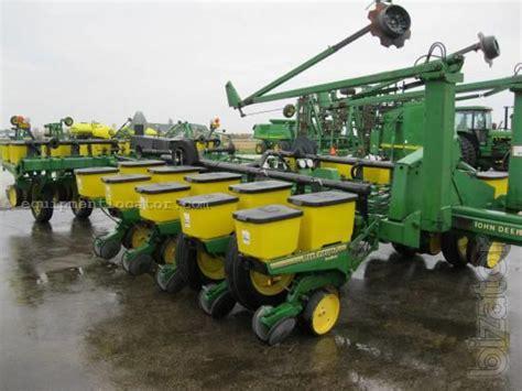 Deere 16 Row Planter by Planter Row Exact Sowing Deere Deere 7200 7200 16 Series Vacuum Buy On Www Bizator