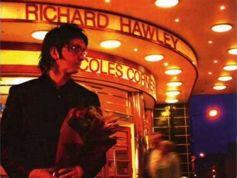 richard hawley coles corner with lyrics
