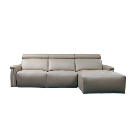 Recliner And Chaise Sofa Casale Chaise With Recliner Beyond Furniture