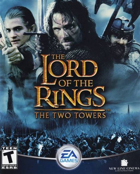 the two towers lord 0007203551 the lord of the rings the two towers game giant bomb