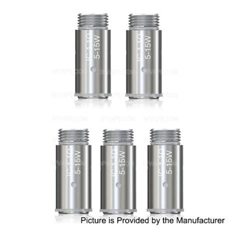 Eleaf Ic Atomizer Series Replacement For Icare Series authentic eleaf icare icare mini aster totalic 1 1 ohm coil