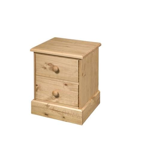 Flat Pack Bedroom Cabinets Cotswold Flat Pack Pine Bedside Cabinets