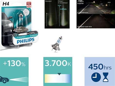 Lu Philips Xtreme Vision philips x treme vision 130 bikevis