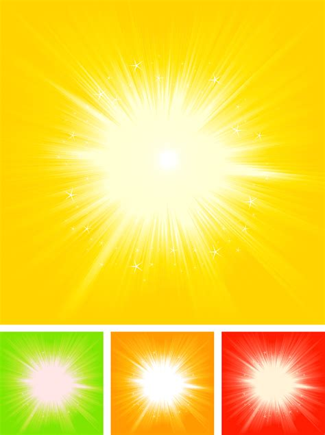 summer sun starburst   vectors clipart graphics vector art