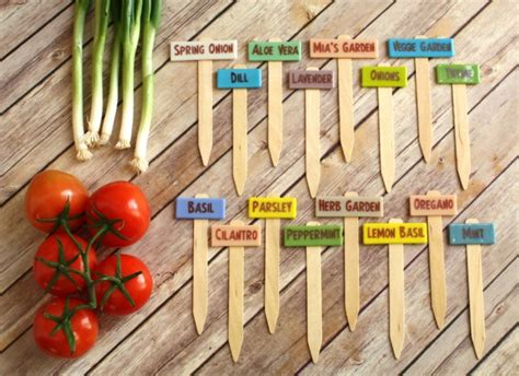 vegetable garden stakes best of etsy 20 handmade gifts for mother s day brit co