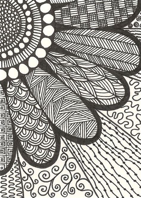 Sketches And Doodles by Zen Doodles Buscar Con Zentangle