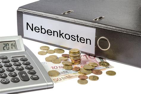was darf in nebenkostenabrechnung abgerechnet werden nebenkosten was vermieter abrechnen d 252 rfen bbx de