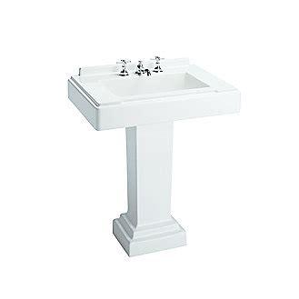 Kohler Kallista Sink by Kallista For Loft By Michael S Smith Pedestal Sink P72034 00