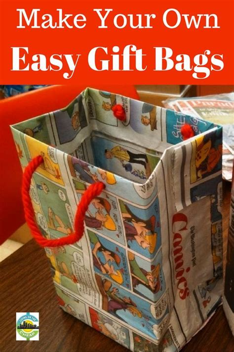 Make Your Own Paper Bags - make your own gift bags shops paper and gifts