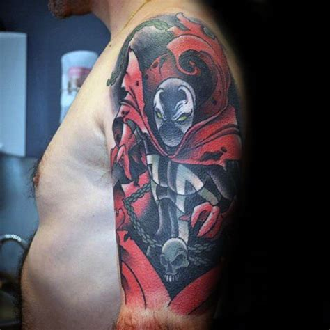 spawn tattoo designs 38 best ink master images on ideas