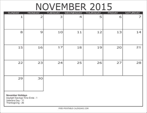 printable december 2015 calendar canada november 2015 calendar uk 187 nağberr