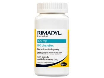 carprofen dosage rimadyl
