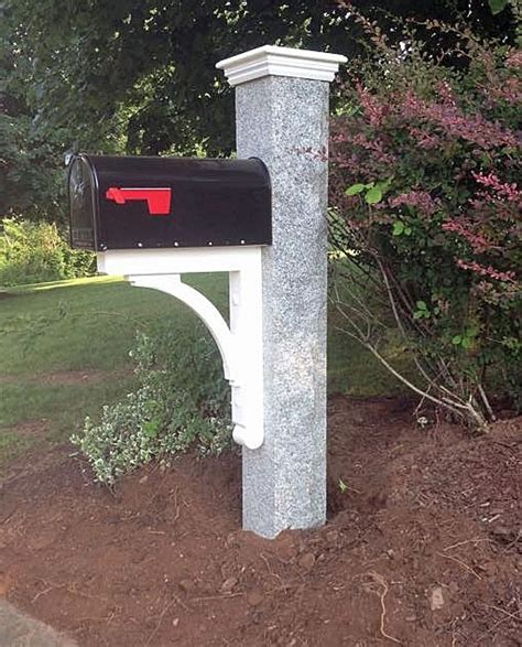 mailbox post with light mailbox post granite mail box post connecticut