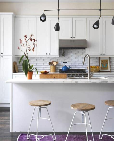 sgabelli cucina in legno 1001 idee per cucine moderne piccole soluzioni di design